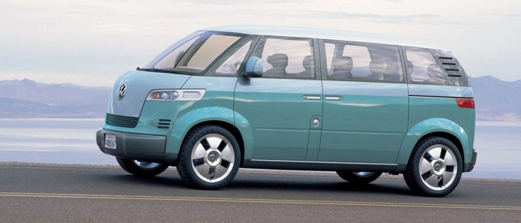 Volkswagen Microbus Concepts