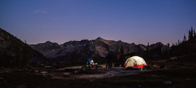 Chris Burkard MSR Cascades Trip