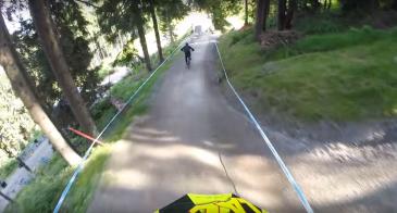 Downhill POV