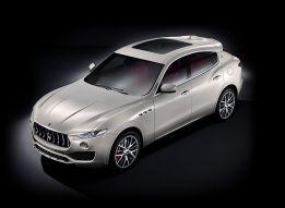 The new Maserati SUV