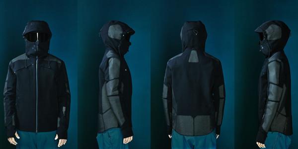 vollbak survival jacket element of steel
